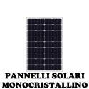 PANNELLI IN MONOCRISTALLINO