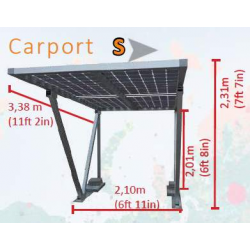 CARPORT - POSTO AUTO SMALL
